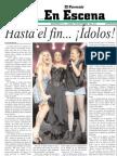 Mónica Naranjo - El Porvenir - 02.09.13