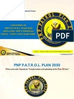 ( Overview )Follow Up Cascading of Pnp Patrol Plan 2030