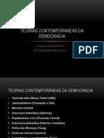 Teorias Contemporaneas Da Democracia F