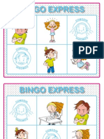 Cartones Bingo y Listado de Emociones-para Imprimir
