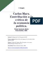 Marx, Karl_Contribución a la crítica de la EconPolitica