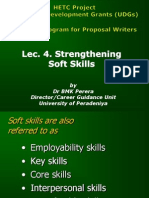 Lec 4. Strengthening Soft Skills by Dr. BMK.ppt