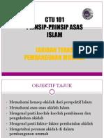 Akidah Teras Pembangunan Muslim