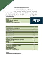 Desarrollo Sustentable en Minería y Recursos Energéticos