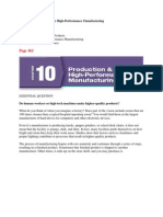 chapter 10 production  high-performance manufacturing p162-181