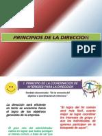 Principio s Del a Direccion