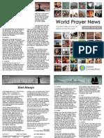 World Prayer News - Sep/Oct 2013