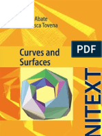 Curves Surfaces