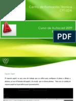 CFT-UDA Curso de AutoCad Espacio Papel