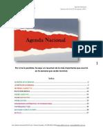130901 Agenda Nacional