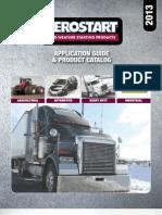 2013 Zerostart Catalog