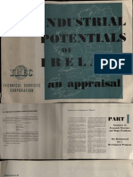 Industrial Potentials of Ireland