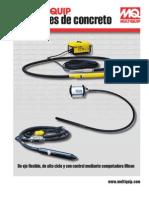 Spanish Concrete Vibrators Brochure 0111 Screen Res
