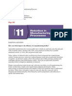 chapter 11 robotics in manufacturing processes p182-197
