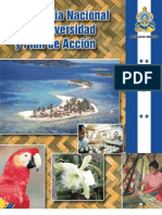 Estrategia Nacional de Biodiversidad Honduras-2001