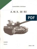 Armor Manuals Documentation Technique AMX 30 B2 Chassis Partie Figures (OCR)