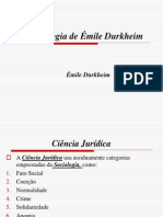 06 - (Elquissana) [02] a Sociologia de Emile Durkheim