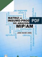 Matriz Insumo-Produto Do Amazonas