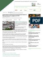 Queimadas em linhas de transmissão privadas no Piauí provocaram apagão, diz ONS - Nacional - Diário do Nordeste