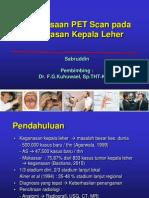 PET Scan Presentasi