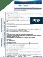 Estanques y Lagos Tratamiento Agua y Ph Cv 8pag Aydoagua.com