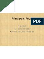 Principais Peças