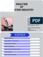 Final Aviation Industry