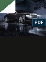 Wraith Brand Brochure