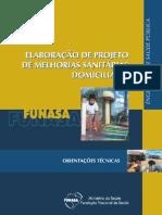 Manual Funasa - Melhorias Sanitárias Domiciliares