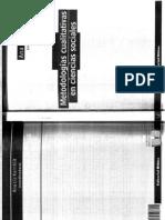 KORNBLIT - Metodologias Cualitativas en Ciencias Sociales