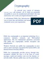 Cryptography PKI Encryption