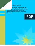 El Impacto de Las Tecnologias de Informacion y Comunicacion en Las Empresas Participantes en La Distribucion Turistica en La Union Europea