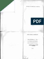 carpeaux, otto - história da literatura ocidental 01 -  a