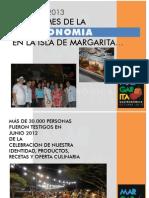 Presentacion Patrocinios -Sin Planes- Mgta Gastronomica (02.09.13)