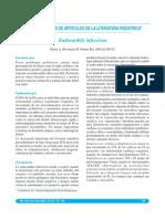 Endocarditis Pediatrica Infecciosa