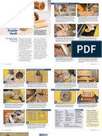 Wooden Puzzle Vault GIZSIP 327278258