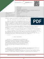 Decreto 230_07-NOV-2007 REGULACIÓN DEL PROGRAMA PROMOCIÓN DE TALENTOS ACADÉMICOS