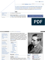 Ro Wikipedia Org Wiki H G Wells