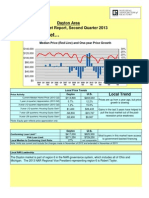 Dayton Local Market Reports 2nd Qtr. 2013