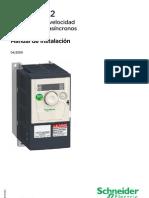 Manual de Instalacion Atv312