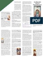 17.La Oracion Por Los Fieles Difuntos (Folleto 17)