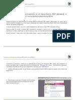 Istruzioni PDF A