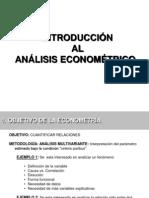 Tema 3 - Econometria - Modelo