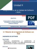 2.1 Relación de la Ing. de Software con el SQA