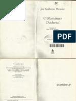 119823157 O Marxismo Ocidental Jose Guilherme Merquior 2
