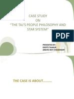 Taj Case Study