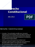 Derecho Constitucional Badeni Capitulo I a VIII
