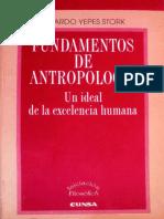 Fundamentos de Antropologia - Ricardo Yepes Stork.epub