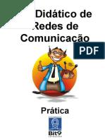 Kit Didático de Redes de Comunicação - Prática