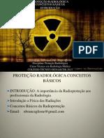 Aula 01  Proteção Radiológica